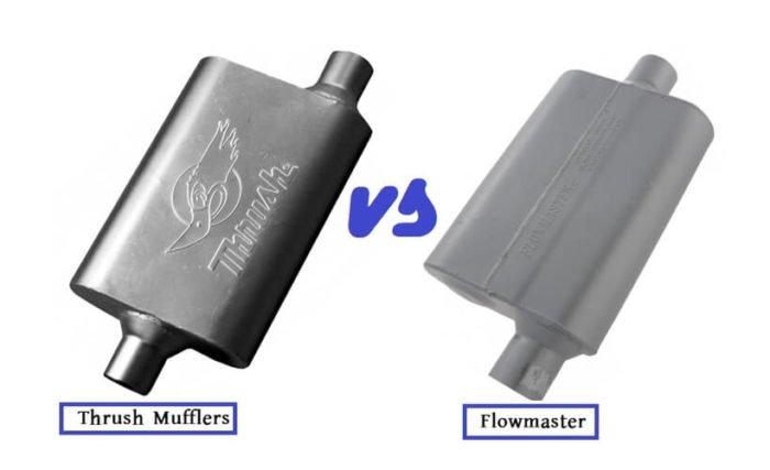 Thrush Mufflers vs Flowmaster